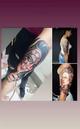 Cambio excelentes tattoos por pc