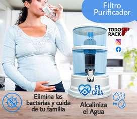 Filtro Purificador De Agua 12 Litros