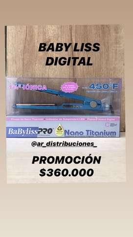 PLANCHA BABY LISS DIGITAL