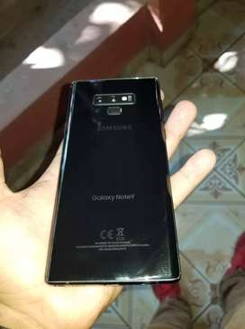 Vendo samsung galaxy note 9