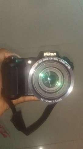 Cámara Nikon Coolpix L340