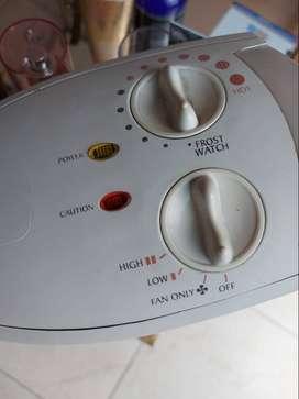 Calefacción/Calentador/Ventilador Black & Decker.