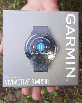 Smartwatch Garmin vivoactive 3 music