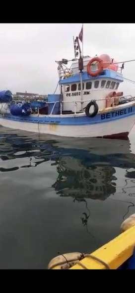embarcacion pesquera