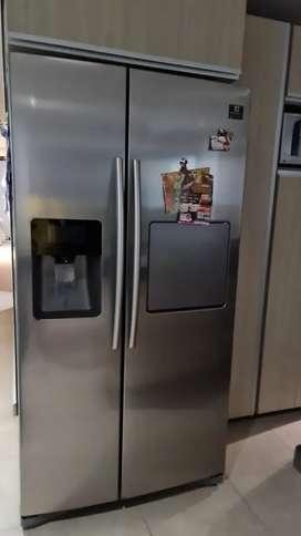 Nevecon Samsung Icemaker on Door