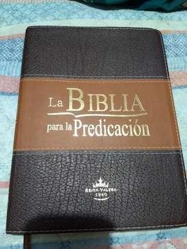 Biblia de La Predicación Nueva