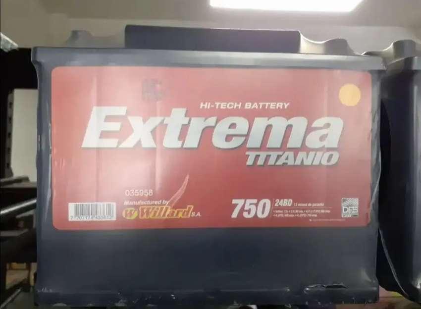 Bateria para chevrolet