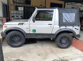 Vendo Suzuki Sj410 Carpado en Excelente Estado
