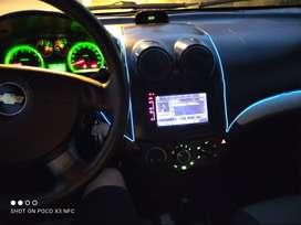 VENDO  CHEVROLET AVEO EMOTION GT  2010