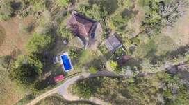 Se Alquila Cabaña con piscina en San gil
