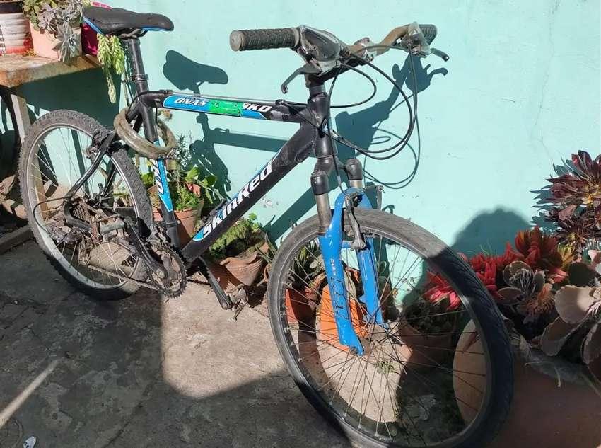 Bicicleta mountain bike 26' en rosario.