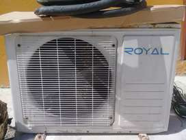 Aire acondicionado marca royal