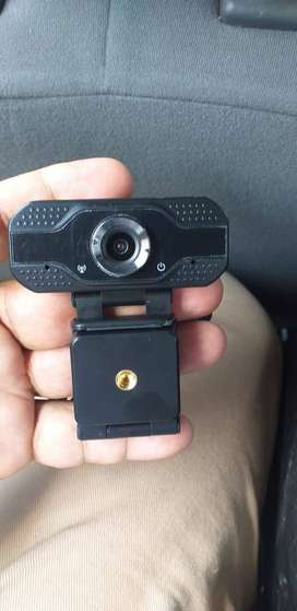 Camara Web Full Hd 1080 Webcam con microfono