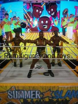 Figura wwe new day.