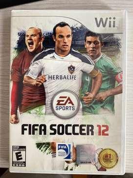 Fifa 12 -Wii