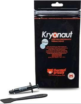 Thermal Grizzly Kryonaut 1g Certificado-autenticidad.