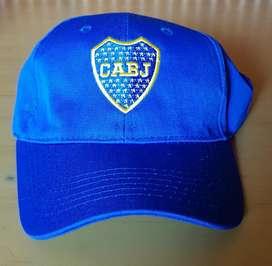 Gorra Oficial Boca Juniors