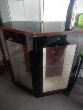 Vitrinas de 180*100 can't:2 y 150*130 mueble en vitrina de 120*150