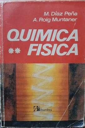LIBRO: Quimica Fisica (volumen II)