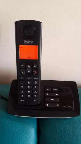 Alcatel con contestador automatico
