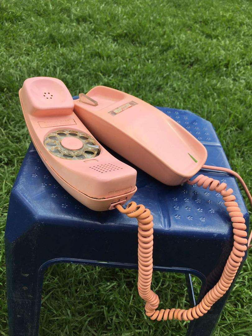 Telefono de disco 0