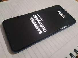 Samsung A50 64g como nuevo no cambios