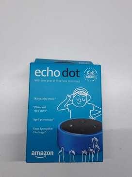 Amazon Echo Dot Version Niños 2da Gen
