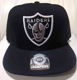 Gorra Raiders Oakland