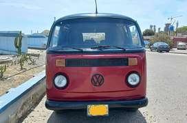 Vendo Hermosa Combi Volkswagen