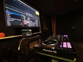 combo DJ .. Controlador y audio Macbook pro 2012