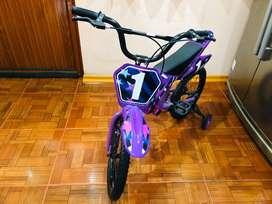 Vendo Bicicleta. NUEVA