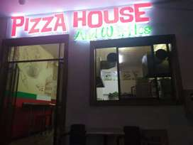 Pizzeria acreditada