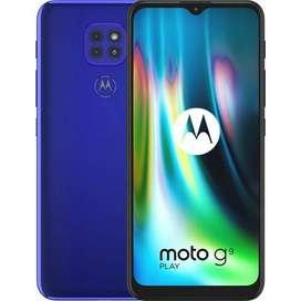 Motorola G9 Play 128 GB Mem. Interna 4GB Ram
