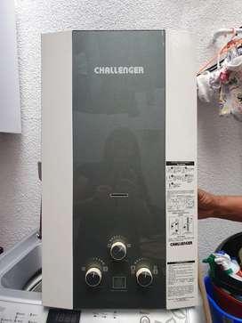 Calentador challenger 10 litros