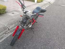 Moto madas sachs 125