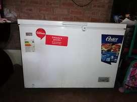 Congeladora OSTER 316L PCF11002WE Blanco