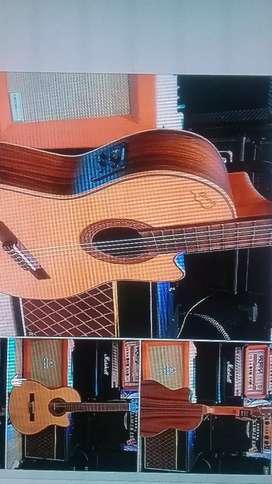 la guitarra que quieras me la pedis y la tenes todo original si sos de cordoba te la llevamos sin cargo