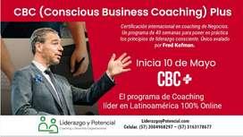 Curso de Liderazgo, Negocios Conscientes y Coaching.