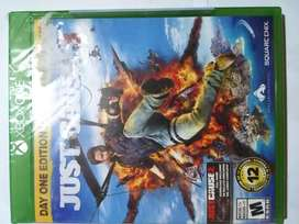 Just Cause 3 Xbox One Nuevo en Fisico