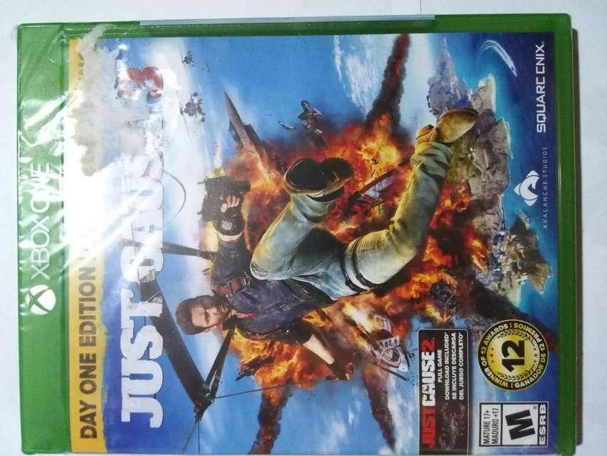 Just Cause 3 Xbox One Nuevo en Fisico
