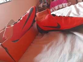Botines Nike Jr Superfly 6 Club CR7 talle 36/37