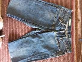 Combo 2 Jeans gap usado talla 32