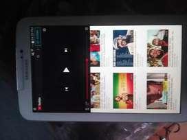 Samsung Galaxy tab 3 con case vendo cambio
