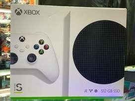Consola Xbox Series S nueva