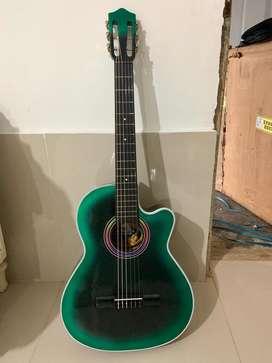 Guitarras nuevas para navidad