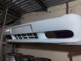Paragolpe de Renault 19