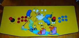 Consola Arcade (Último modelo de Simpson)