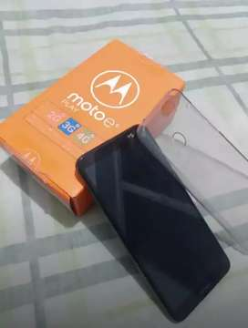 VENDO MOTOROLA E6 PLAY NEGOCIABLE