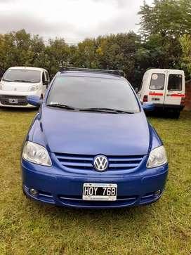 Volkswagen Fox full, muy pocos km