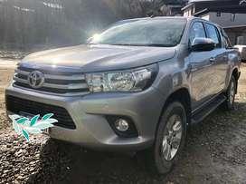 Toyota Hilux 4x4 SRV - Liberada en Titulo
